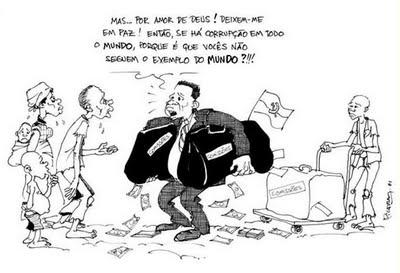 Korruption stort hot mot ateruppbyggnad